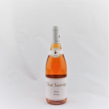 Chat Sauvage Rosé