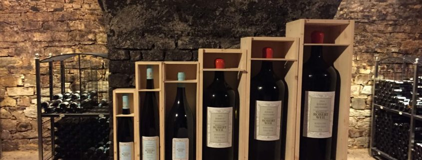 Weinpräsente
