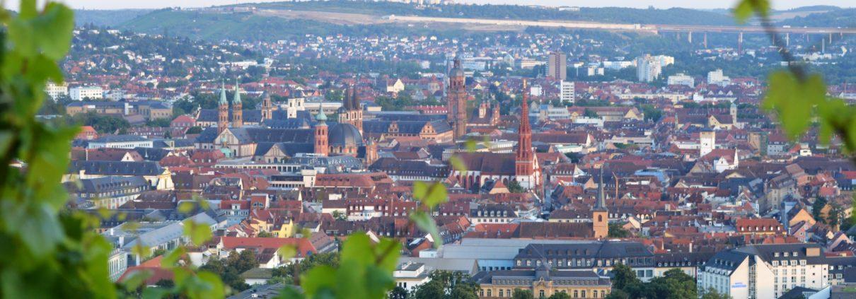 Weinprobe in Würzburg