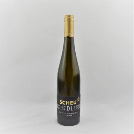 Weinhof Scheu Weißburgunder Raedling