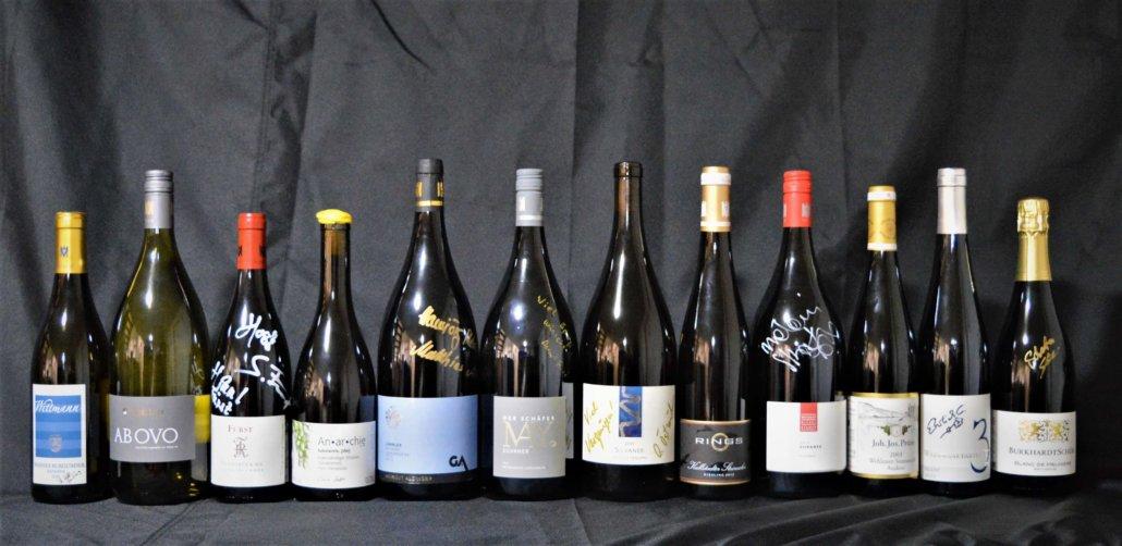 Weinversteigerung